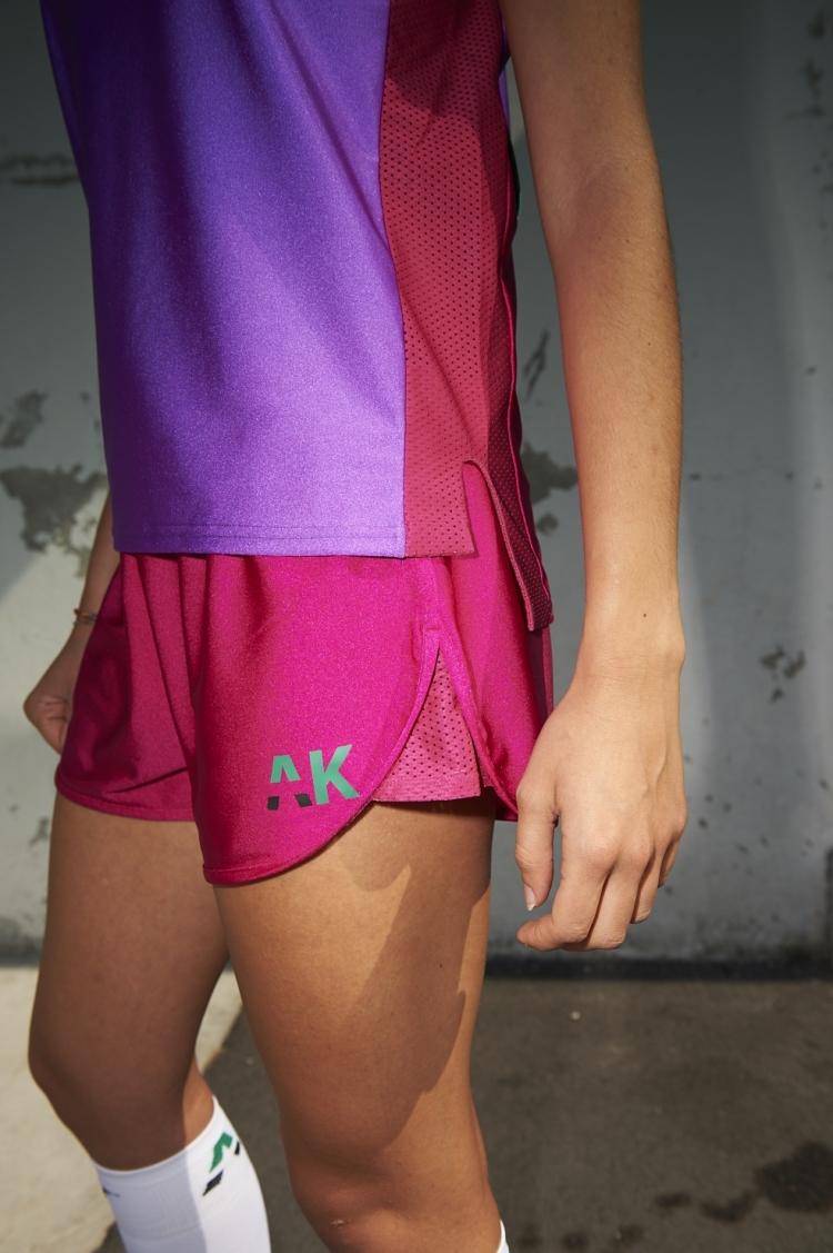 Nettie Short - Pink Jam - Women's Football - Side view