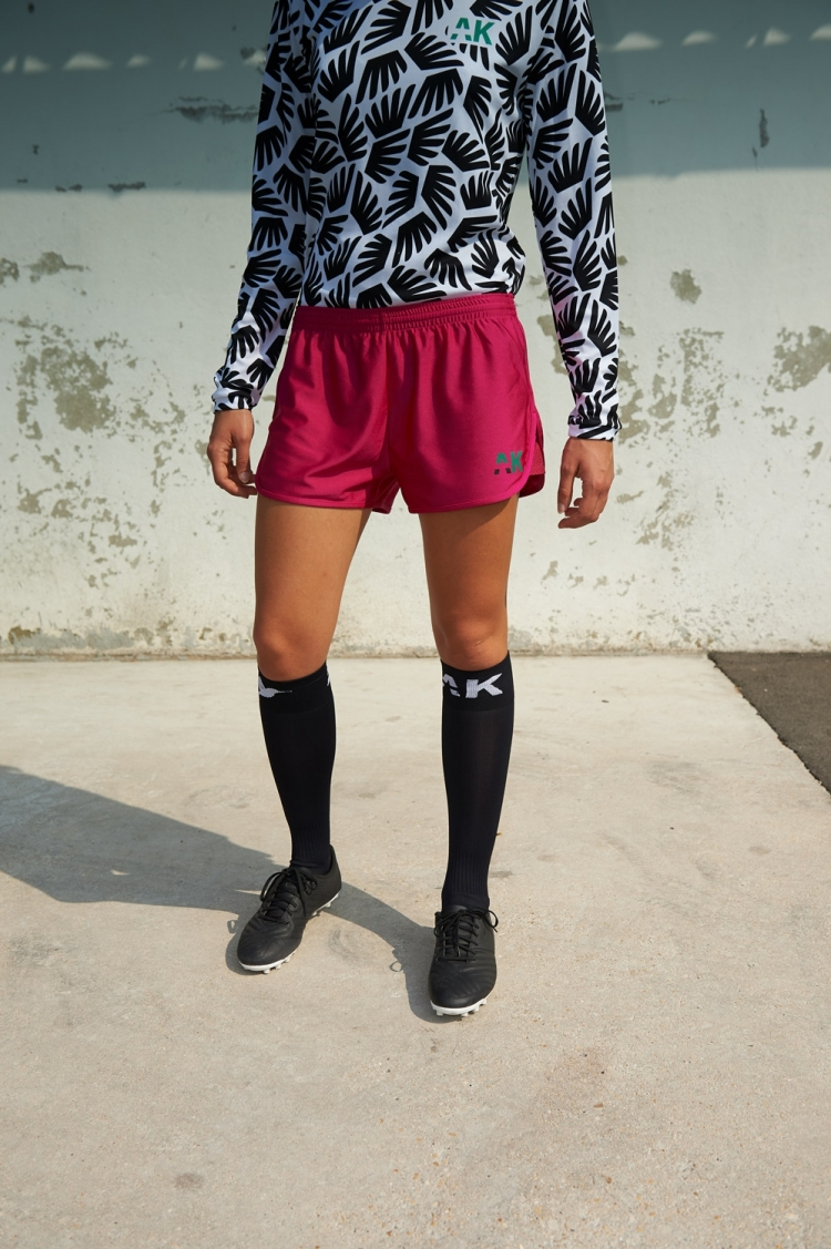 Nettie Short - Pink Jam - Women's Football - Front view