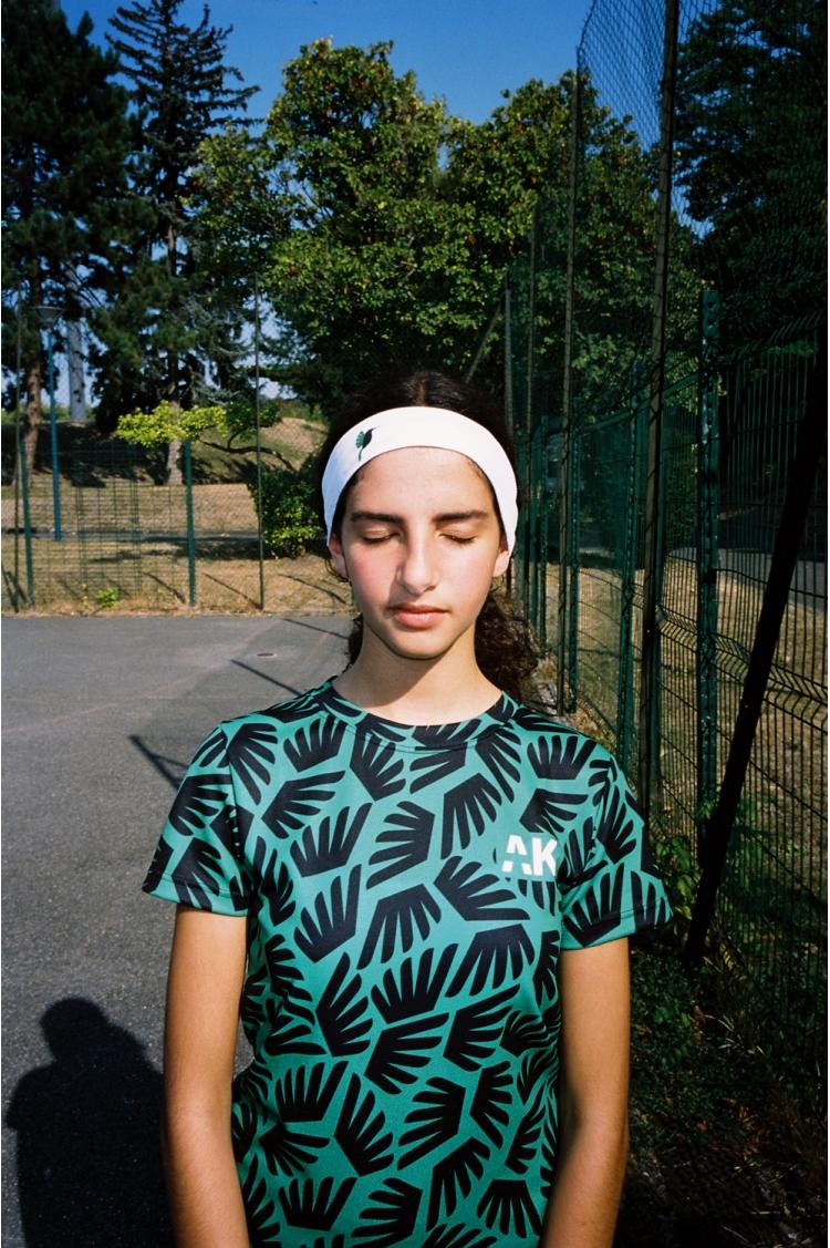 ALKÉ headband - Women's Football - Front view