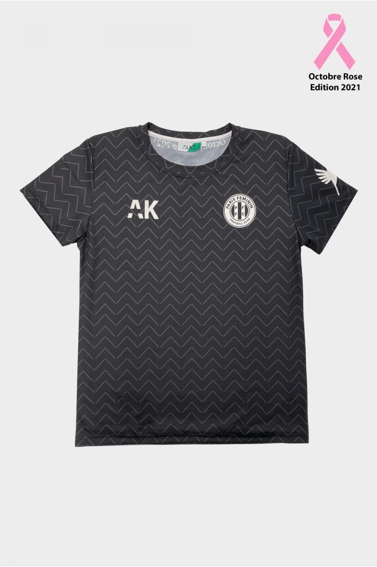 maillot gardienne paris feminin fc football