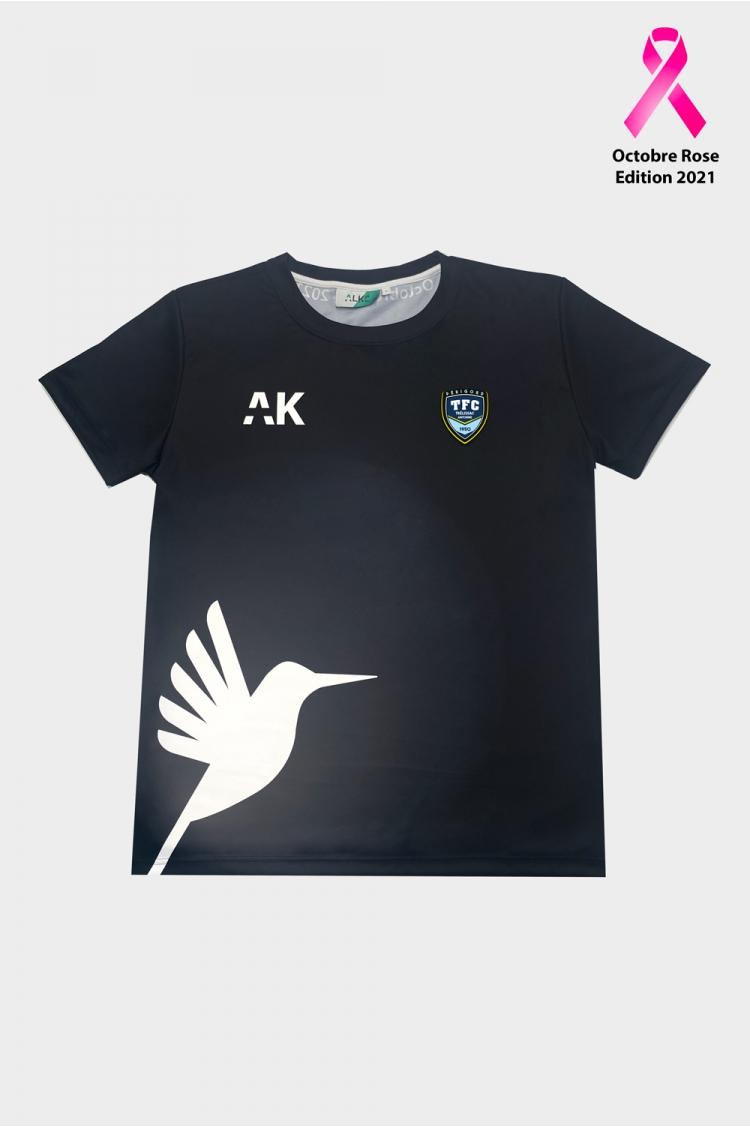 maillot gardienne TFC football feminin