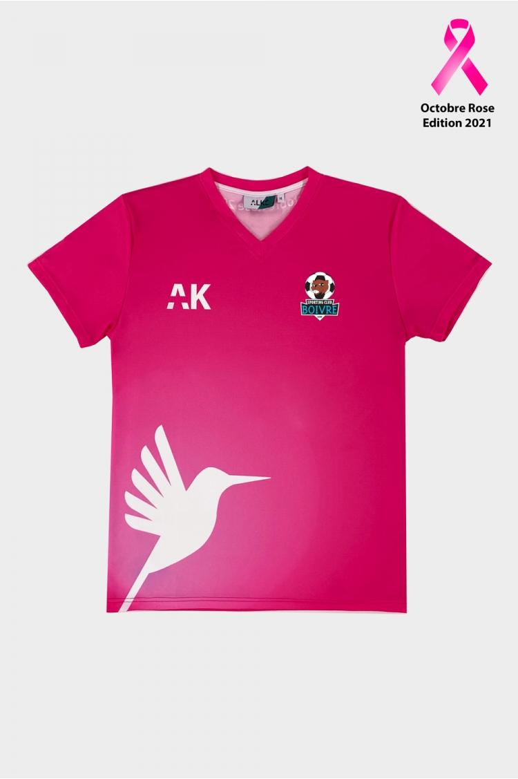 maillot boivre sporting club - football féminin