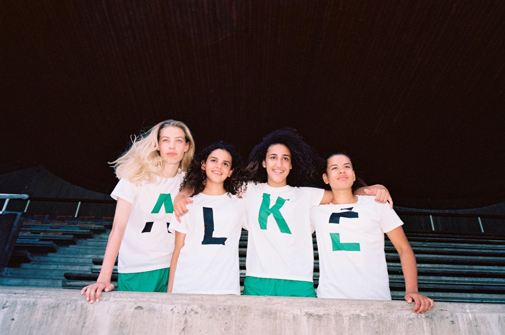 Les maillots A.L.K.E